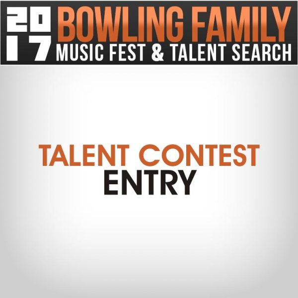 Talent Contest Entry